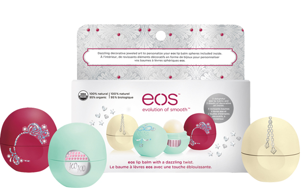 Eos Lip Balm Limited Edition